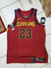 Nike Lebron James Cleveland Cavaliers Icon Edition Authentic Jersey Size 44 M