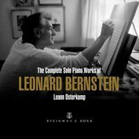 Complete Solo Piano Works of Leonard Bernstein [New CD] 2 Pack