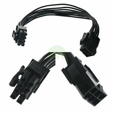 PCI Express PCIE 6 Pin to 8 Pin Graphics Card Power Adapter Cable for Nvidia ATI