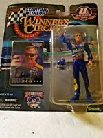 Starting Lineup 50th Anniversary Rusty Wallace Card-Figure Factory Sealed 1998