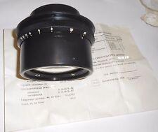 NEW INDUSTAR-37 I-37 300mm F4.5 large format 18x24 camera FKD FK NEW