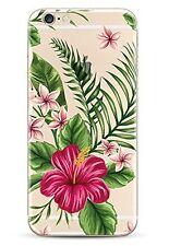 Carcasa flexible estampado para iPhone 6 Plus, iPhone 6S plus - Ramo Exótico