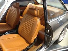 FODERE SEDILI AUTO SU MISURA ASIAM FIAT 124 SPORT COUPE' DAL 1968 - SIMILPELLE