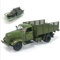 Tuo Yi 1//64 Jiefang 96 truck No alloy car model. 93 tank truck
