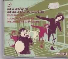 Dirty Beatniks-Disco Dancing Machines cd maxi single