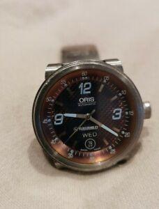 oris williams f1 watch