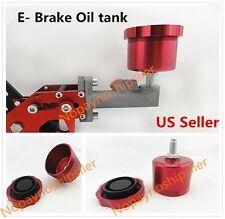 Hydraulic Drift Handbrake Oil Can Tank for E-brake Hand Brake Fluid Reservoir