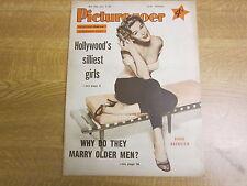 January 1957, PICTUREGOER, Diane Brewster, Dirk Bogarde, Russ Tamblyn, Alan Ladd