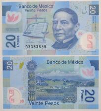 Mexico Mexiko 20 Pesos (10.06.2013) UNC