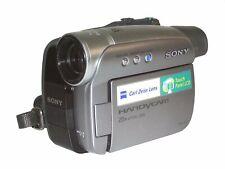 Sony handycam dcr-hc27e MiniDV videocámara-digital video camera grabador
