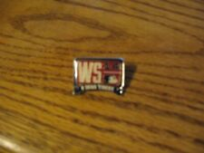 2014 SF Giants I WAS THERE World Series Hat Pin