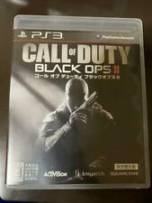 PS3 Call Of Duty Black Ops II Dubbed 07603 Japanese ver from Japan