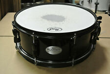 ADD this PEARL SOUNDCHECK SERIES BLACK SNARE DRUM to YOUR DRUM SET TODAY! #K2