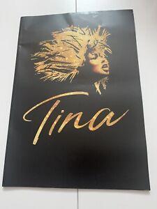 Tina The Tina Turner Musical Programme