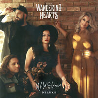 The Wandering Hearts : Wild Silence CD Deluxe  Album (2019) ***NEW***