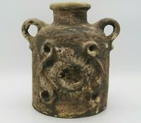 Carstens Keramik Mondkrater Vase 7952-22 West Germany 1960er Jahre