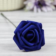 Colourfast Foam Roses Artificial Fake Flowers Party Wedding Craft Bridal Bouquet