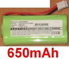 Batterie 650mAh type V30145-K1310-X383 Pour Siemens Gigaset AC160