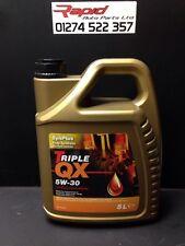 Triple QX 5w30 Totalmente Sintético Para Ford aplicaciones Aceite De Motor 5