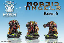 HiTech Miniatures: Morbid Angel Ruphus (28mm) Sci-Fi Chaos Space Marines