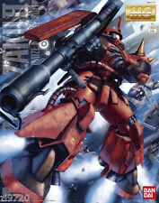 BANDAI MG 1/100 MS-06R-2 ZAKU II JOHNNY RIDDEN Ver 2.0 Plastic Model Kit Gundam