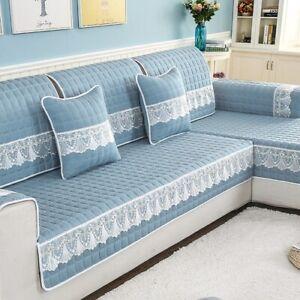 Winter Plush Sofa Soft Couch Cover Sofa Towel Sofa Cushion Plush Sofa Cover