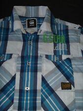 #3780 G STAR 'Athan Menora' L/S Shirt Size Medium