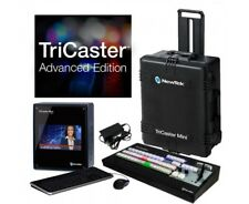 NewTek TriCaster Mini HD-4i Production Switcher Bundle #FG-000883-R001