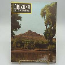 Vintage Arizona Highways Magazine September 1957