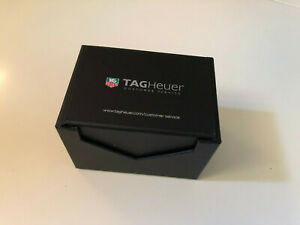 Authentic TAG Heuer Service Watch Case Box