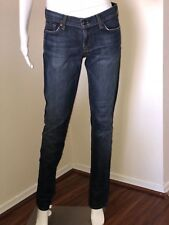 7 for all mankind roxanne slim fit jeans  size 28