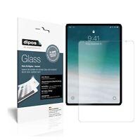 2x Schutzfolie für Apple iPad Pro 12.9 Zoll Wifi (2020) matt - Anti-Shock 9H