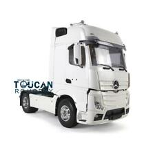 Us Stock Truck Trailer Car Kit 140402 460*237*312 1/14 2Axle Hercules Rc Tractor