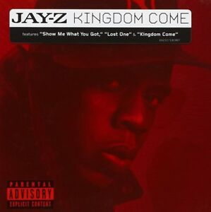 JAY-Z Kingdom Come (2006) 15-track CD album NEW/SEALED Shawn Corey Carter