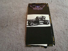 Aerosmith Pump CD Long Box Only - No Disc - No CD with Hype Sticker!