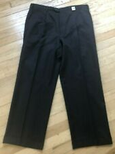 Brioni GREY wool  Dress Pants Slacks  36 x 28