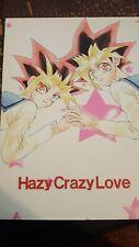 Yu-Gi-Oh! yaoi doujinshi Yami Yugi X Yugi (26 pages) USED - Hazy Crazy Love