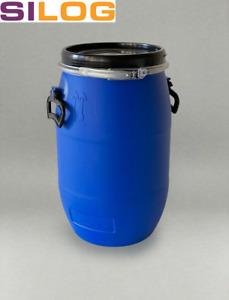 2er Pack, Deckelfass, 30 l, Fass, 30 Liter, Gartenfass, inkl. Deckel