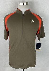 NWT! Nike ACG Half Zip Short Sleeve Base Layer Sphere Dry Jersey Medium M