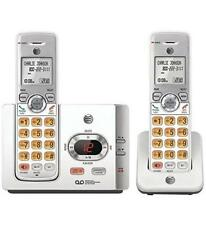 At&T 2 Handset Phone System with Answering Att-El52215