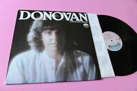 Donovan LP Love Is Only Feeling Orig Italy 1982 NM