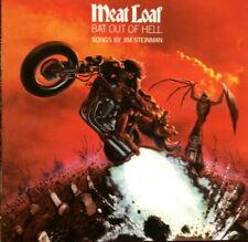 Meatloaf : Bat Out Of Hell : See photos for track list