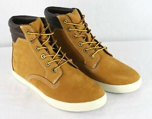Timberland Dausette Sneaker Boot Wheat Nubuck Women's Size 9.5M TBO A1KLZ 231