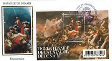 2012-Fdc.Enveloppe soie 1°jour-Bataille de Denain-Yv.F4660