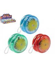 Yoyo Tricks Light Up Clutch 5cm LED Flashing Wheel Mechanism Kids Gift Toys