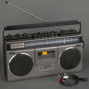 SERVICED Popular Panasonic RX-5040 Boombox -  Fully Tested Operational EX+