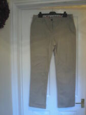 Cotton Regular Size 30L Trousers Chinos for Women