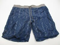 THE NORTH FACE Shorts Men's Size XL Lined Blue