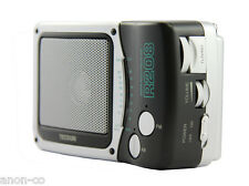 TECSUN R-208 Dual Band AM/FM Portable Radio << ENGLISH MANUAL >>
