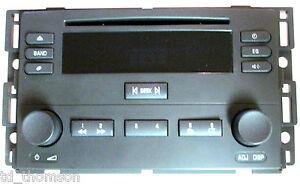 DELCO (GM) Cobalt/Pursuit AM/FM/CD #15278465